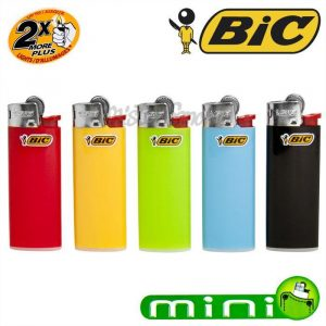 Briquets mini BIC en lot