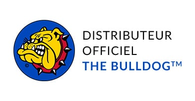Distributeur officiel The Bulldog