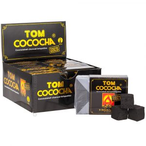 Charbon naturel chicha Tom Cococha