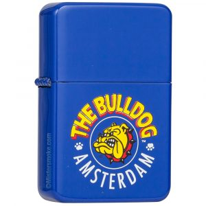 briquet essence The Bulldog Amsterdam