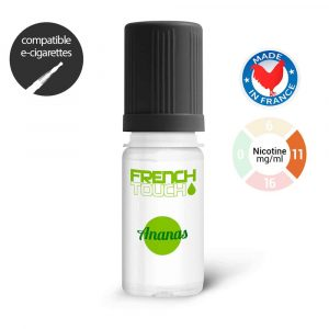 E liquide French Touch Ananas