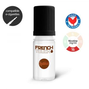 E liquide French Touch Lutèce