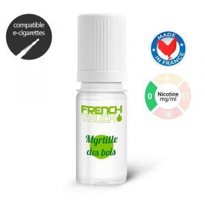 E liquide French Touch Myrtille