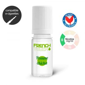 E liquide French Touch Pomme chicha