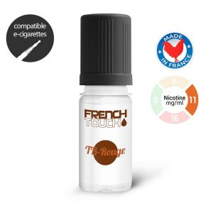 E liquide French Touch Tabac rouge