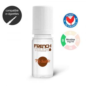 E liquide French Touch Tabac sable