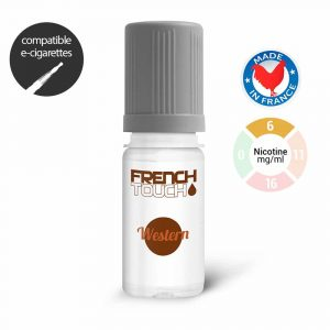 E liquide French Touch Western
