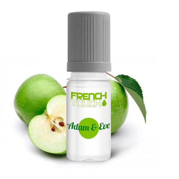 E-liquide French Touch Adam et Eve - 0 mg