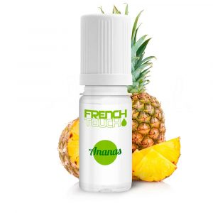 E-liquide French Touch Ananas - 0 mg