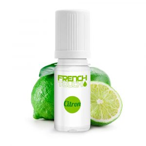 E-liquide French Touch Citron vert - 0 mg