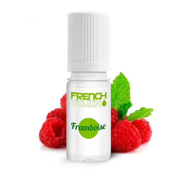 E-liquide French Touch Framboise - 0 mg