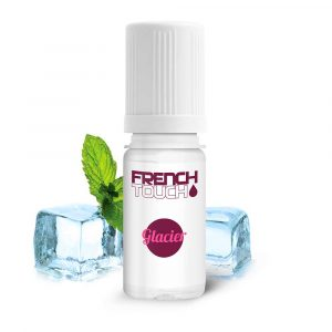 E-liquide French Touch Glacier - 0 mg