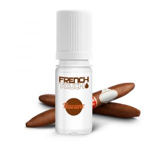 E-liquide French Touch Havane - 0 mg