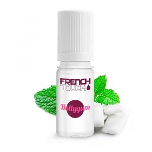 E-liquide French Touch Hollygum - 0 mg
