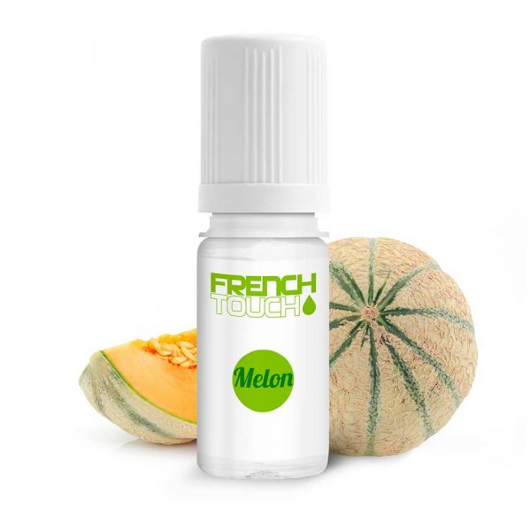 E-liquide French Touch Melon - 0 mg