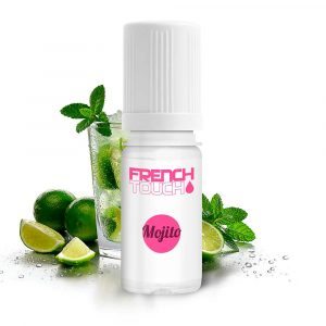 E-liquide français French Touch Mojito - 0 mg