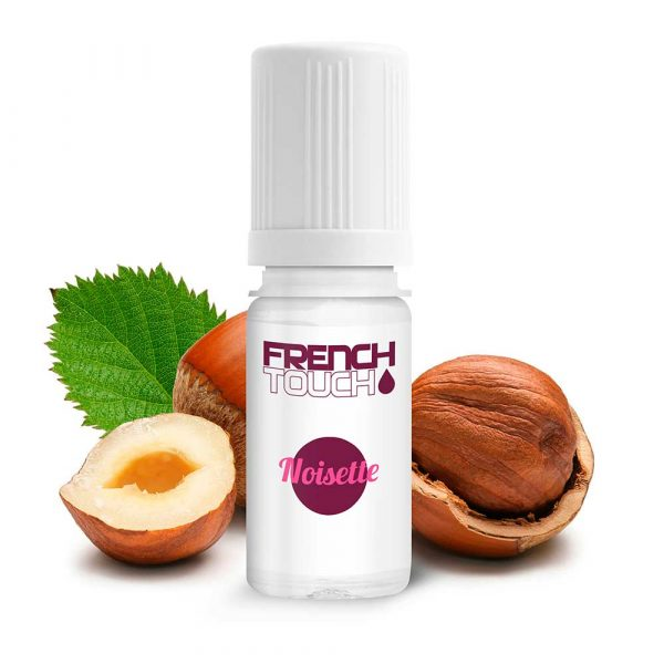 E-liquide French Touch Noisette - 0 mg