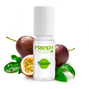 E-liquide French Touch Passion - 0 mg
