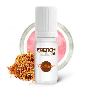 E-liquide French Touch Tabaraca - 0 mg