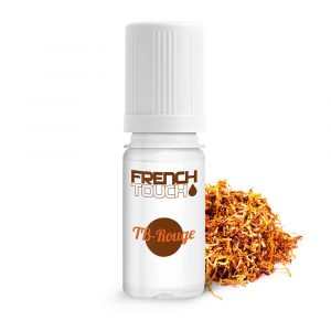 E-liquide French Touch Tabac Rouge - 0mg