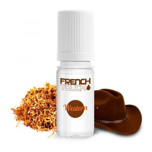 E-liquide French Touch Western - 0 mg