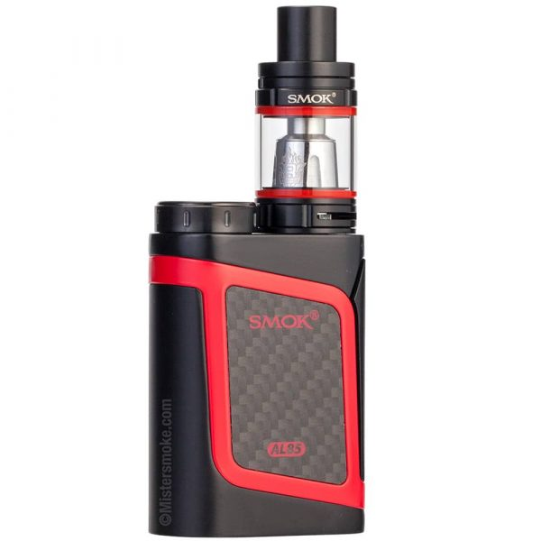 Box Alien Baby AL85 Smoktech rouge
