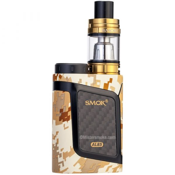 Box Alien Baby AL85 Smoktech jaune