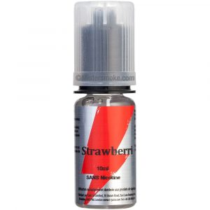 E liquide TJuice Strawberri T 0 mg