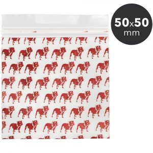 Sachet Zip anti-odeur - Dogs