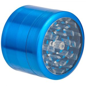 Grinder Hornet 4 parties 63 mm - Bleu