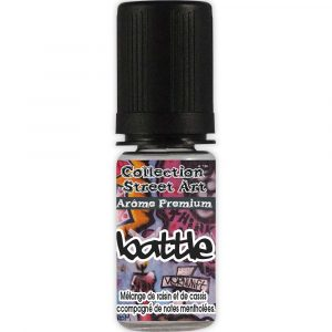 Arôme Premium DIY Street Art Battle 10 ml