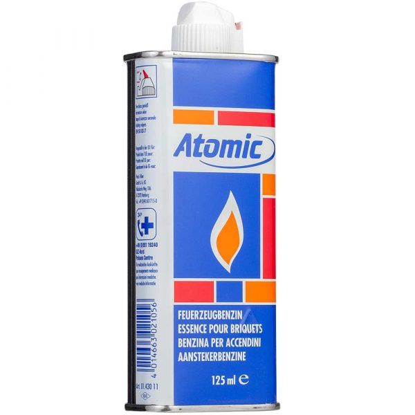 Bouteille essence - Atomic