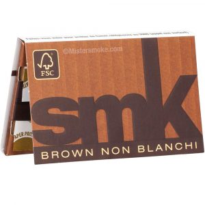 Carnet de SMK Brown Regular