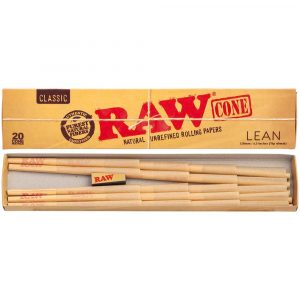 Cônes RAW King Size par 20