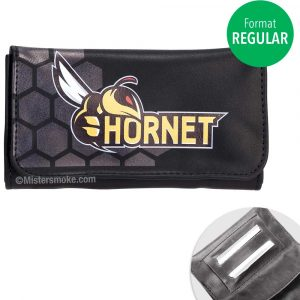 Blague à tabac regular Hornet - Noir Hornet