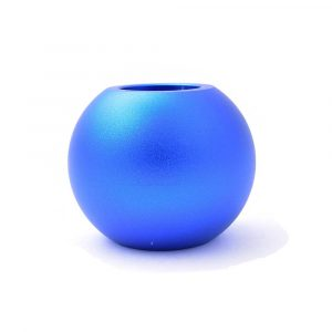 Boule custom chicha cartel - Bleu