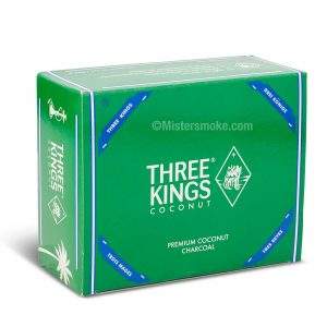 Charbon Three Kings Coconut