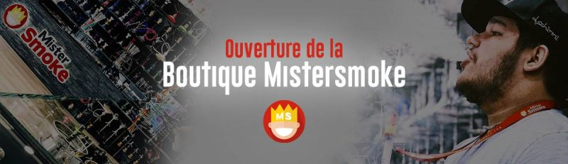 Mistersmoke boutique chicha Lille