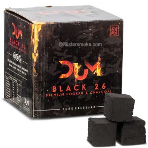 Charbon naturel DUM Black 26