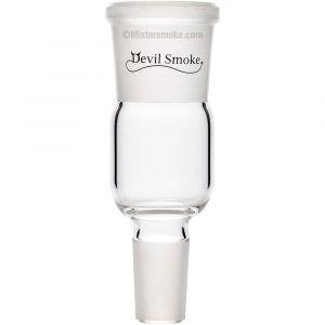 adaptateur recuperateur de molasse devil smoke
