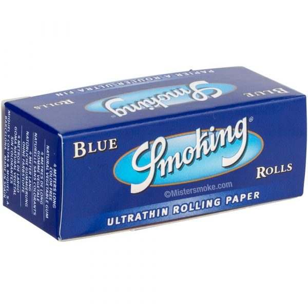 Roll Smoking Blue