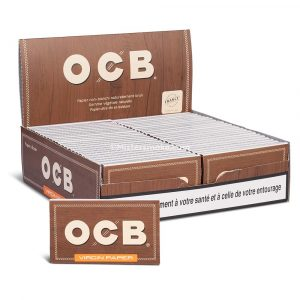 Carnet ocb regular virgin paper