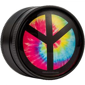Grinder polinator 3 parties Peace and love
