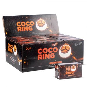 charbon naturel DUM coco ring