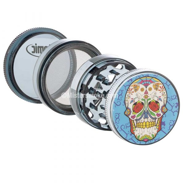 Grinder Atomic la Catrina 50 mm - 4 parties